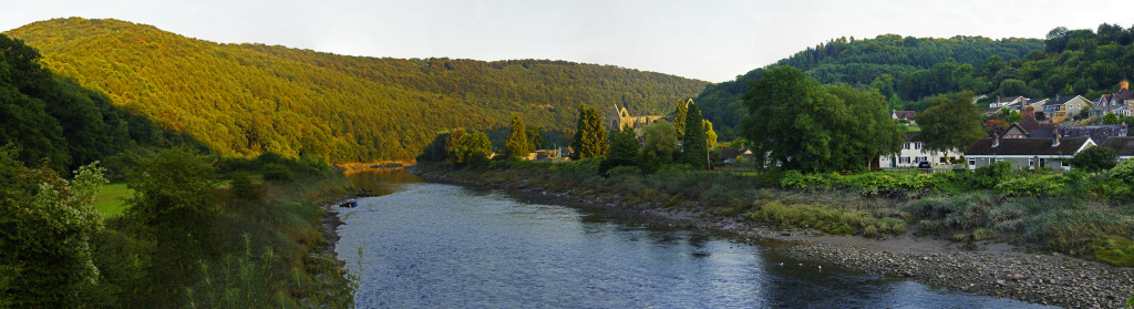 Highly commended: Ben Hennessy - Tintern in late summer