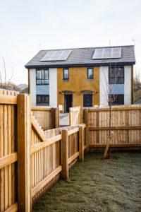 A modern semi-detached home in Bridgend