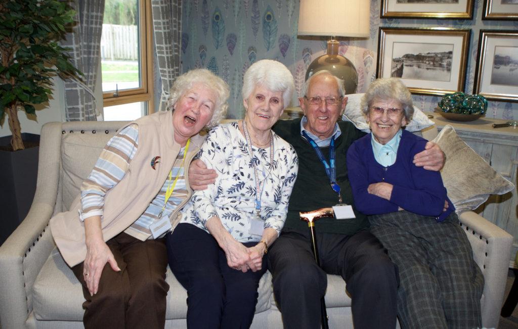 Birthday celebrations in Gwynedd